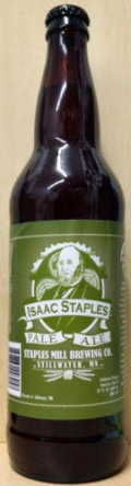 Staples Mill Isaac Staples Pale Ale