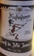 Kuhnhenn Duvil in Ms. Jones - Sour/Wild Ale