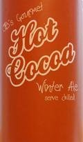 Just Beer (fka Buzzards Bay) Hot Cocoa Winter Ale - Brown Ale