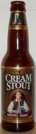 Samuel Adams Cream Stout - Sweet Stout