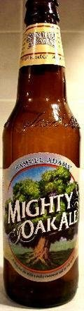 Samuel Adams Mighty Oak Ale - Amber Ale