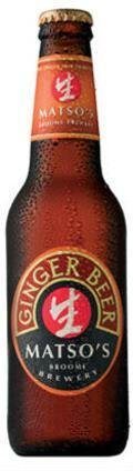 Matso�s Ginger Beer