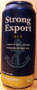 Co-op Strong Export Ale
