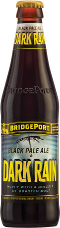 BridgePort Dark Rain Black Ale - Black IPA