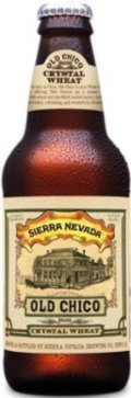 Sierra Nevada Old Chico Brand Crystal Wheat - Wheat Ale