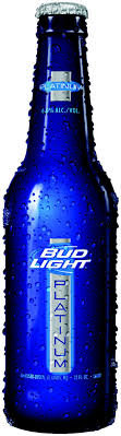 Bud Light Platinum - Malt Liquor