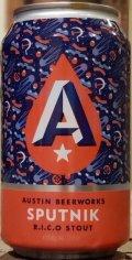 Austin Beerworks Sputnik