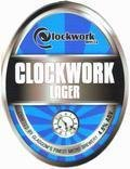 Clockwork Craft Lager