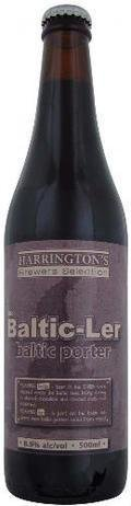 Harringtons Brewer�s Selection Baltic-Ler