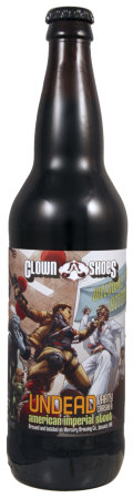 Clown Shoes Undead Party Crasher - Imperial Stout