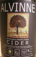 Alvinne Cider - Cider