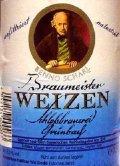 Gr�nbacher Benno Scharl Braumeister Weizen