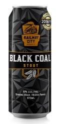 Railway City Black Coal Stout
