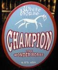 White Horse Champion The Wonder Horse