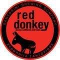 Santorini Red Donkey