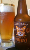 Bold City Roxy�s Finest Imperial Cream Ale