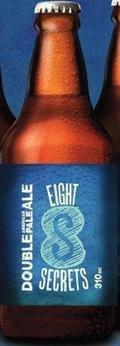 Way Eight Secrets Double Pale Ale