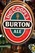 Ind Coope Draught Burton Ale