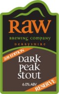 Raw Dark Peak Stout Reserve