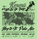 Kereru Hop To It Pale Ale