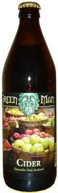 Green Man Cider - Cider