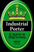 Crown Brewing Industrial Porter