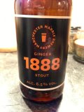 Marble 1888 Ginger Stout