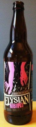 Elysian 12 Beers of Apocalypse # 1 - Nibiru Yerba Mate Tripel