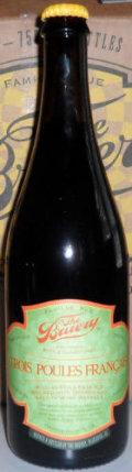 The Bruery Trois Poules Fran�ais - Sour/Wild Ale