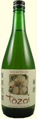 Tozai Blossom of Peace Plum Sake