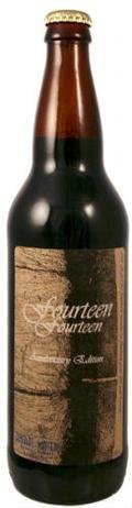 Central Waters 1414 (fourteen fourteen) Imperial Stout