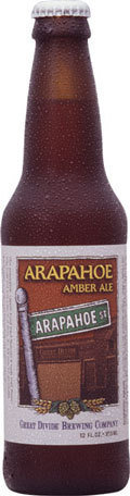 Great Divide Ridgeline Amber Ale (Arapahoe Amber) - Amber Ale