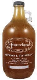 Hinterland Barley Wine - Barley Wine
