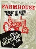 Deep Ellum Farmhouse Wit