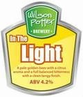 Wilson Potter In The Light
