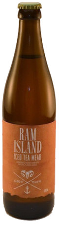 Maine Mead Works HoneyMaker Ram Island Iced Tea Mead