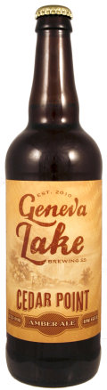 Geneva Lake Cedar Point Amber Ale - Amber Ale