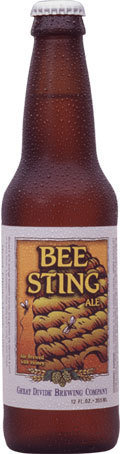 Great Divide Bee Sting Ale - Golden Ale/Blond Ale