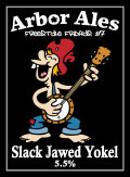 Arbor FF #07- Slack Jawed Yokel - English Pale Ale