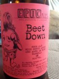 Epic Ales Beet Down