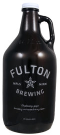 Fulton Garage Series  4: The Libertine (2 Gingers Barrel Aged)