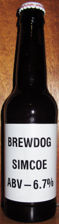 BrewDog IPA Is Dead - Simcoe