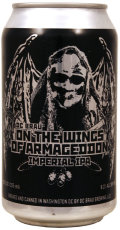 DC Brau On the Wings of Armageddon - Imperial/Double IPA