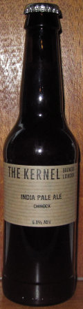 The Kernel India Pale Ale Chinook - India Pale Ale (IPA)