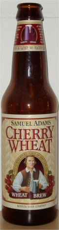 Samuel Adams Cherry Wheat - Fruit Beer
