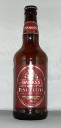 Banks�s Fine Fettle (Bottle)