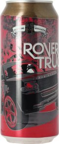 Toppling Goliath Rover Truck