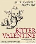 AleWerks Bitter Valentine - Imperial/Double IPA