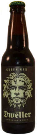 Green Man The Dweller - Imperial Stout