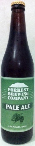 Forrest Pale Ale - American Pale Ale